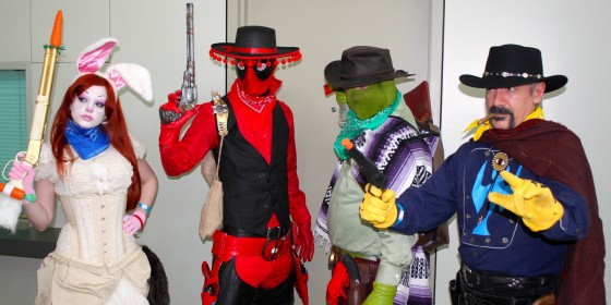 Baltimore Comic Con Cosplay 2014 01 560x280