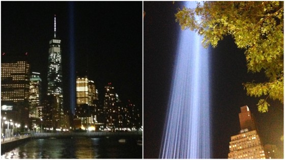 Tribute in Light 560x313