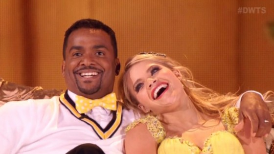 Alfonso Ribeiro and Witney Carson dance Jazz with The Carlton VIDEO 560x314