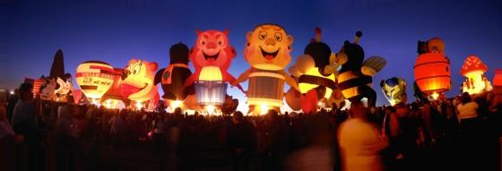 Balloon Fiesta Albuquerque 02 560x190