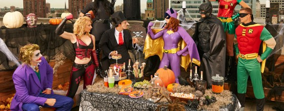 Costume Party 560x218