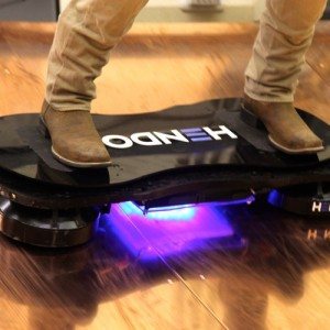 Do Hoverboards Finally Exist?