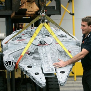 Awesome Millenium Falcon Things