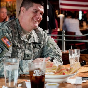 Free Food for Veteran's Day