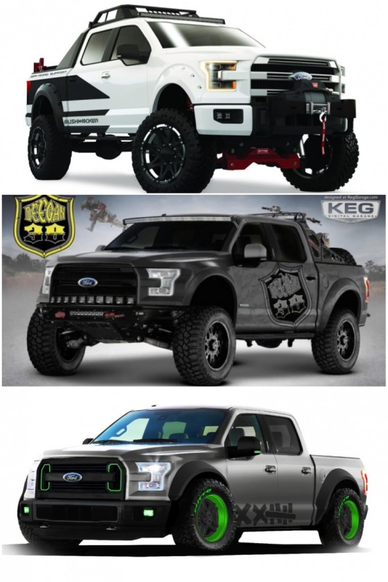 Ford F150 560x838