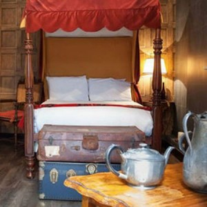 Harry Potter Hotel Rooms