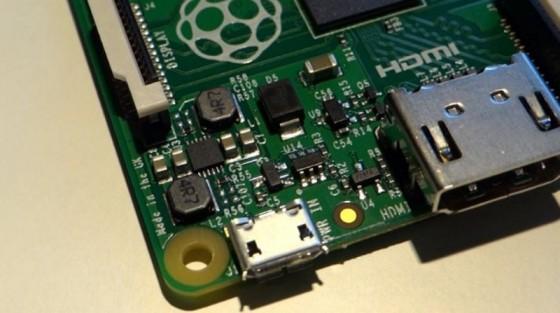 Raspberry Pi A 560x312