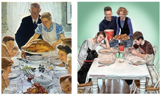 Rockwell Thanksgiving Parody 01 560x329