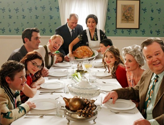 Rockwell Thanksgiving Parody 03 560x426