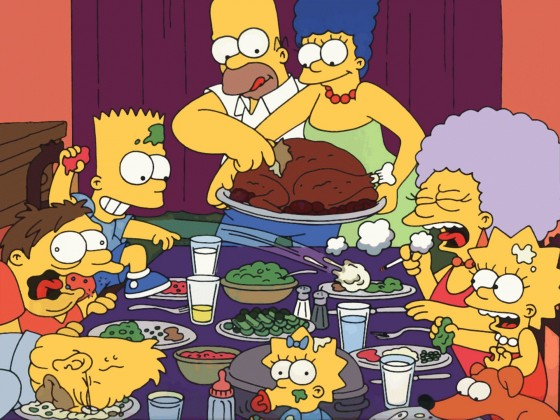 Rockwell Thanksgiving Parody 04 560x420