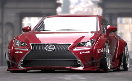 greddy toyo tires lexus rc 560x343