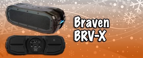 Braven BRV X
