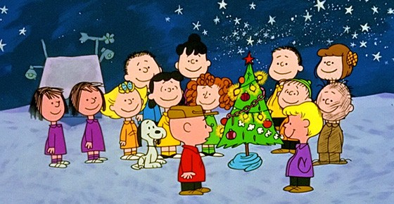 Charlie Brown Christmas 560x290