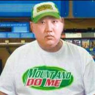 Kim Jong-un Shops at Walmart