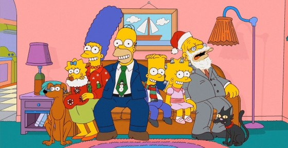 Simpsons Christmas 01 560x288