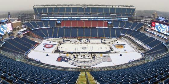 Winter Classic Gillette Stadium 560x280
