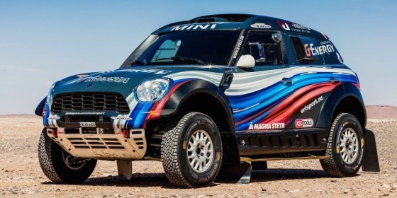 Dakar Rally 2015 Cars 03 560x280