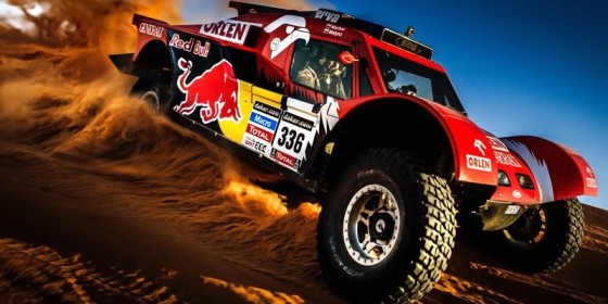 Dakar Rally 2015 Cars 11 560x280