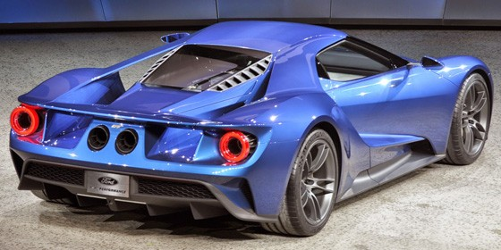 Ford GT 560x280
