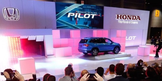 2015 Chicago Auto Show 11 560x279