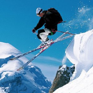 Frozen and Fearless: A Tribute to Extreme Skiing