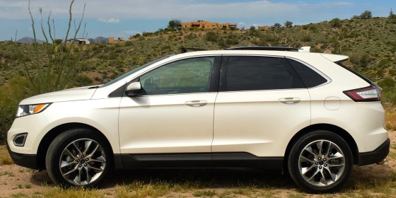 2015 Ford Edge Exterior 4 560x280