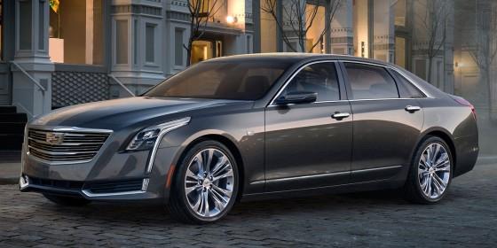 2016 Cadillac CT6 560x280
