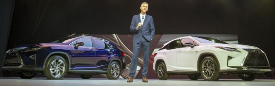 Lexus Unveil 560x175