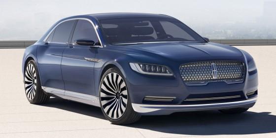 Lincoln Continental Concept 560x280