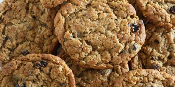 Oatmeal Cookies 560x280