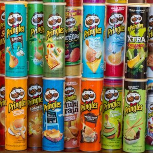 More Pringles Flavors Than You Ever Knew Existed