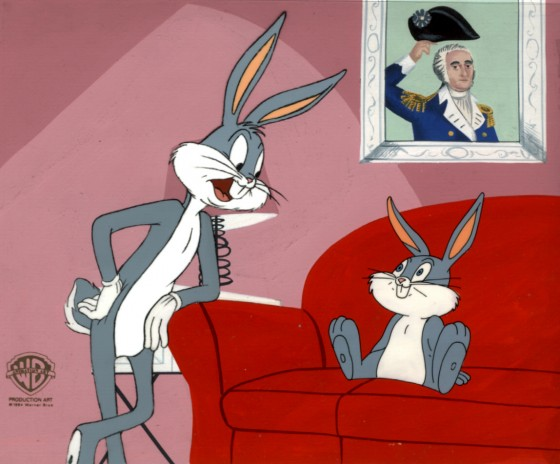 bugs bunny original production cel 2 560x464