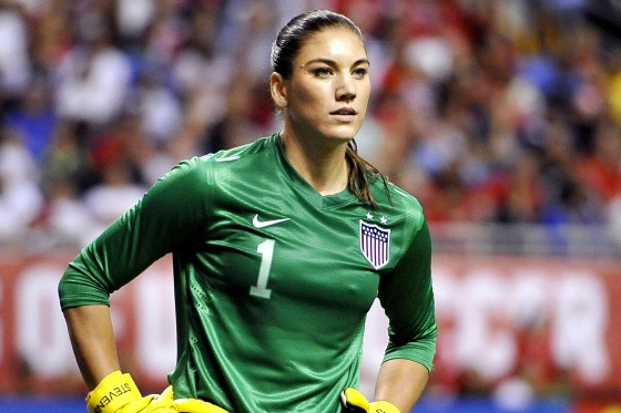 hope solo 560x373
