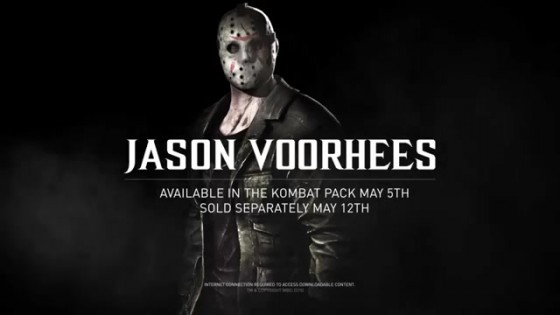 Mortal Kombat X Jason Voorhees Gameplay Trailer Mortal Kombat 10 48 560x315