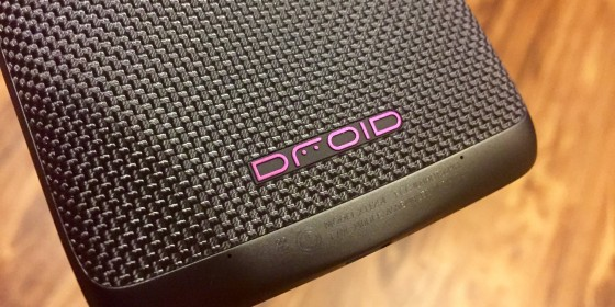 DROID Turbo Grey 2 560x280