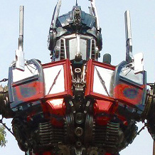 Life-Size Transformers and Other Awesome Statues