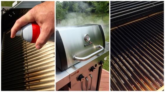 Seasoning Charbroil Grill 560x314