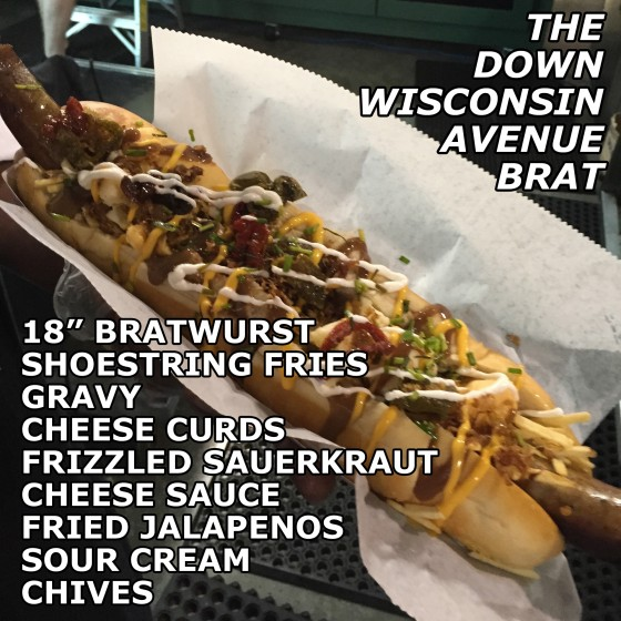 Down Wisconsin Avenue Brat1 560x560