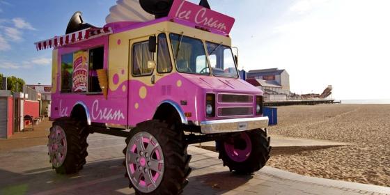 Ice Cream Truck 560x280