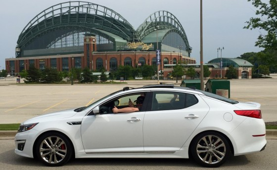 Miller Park Brewers Tailgate Kia 2 560x344