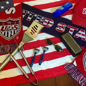 Independence Day Packing for Guys