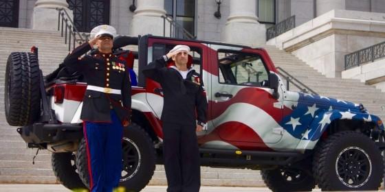 Patriotic American Cars 1 560x280