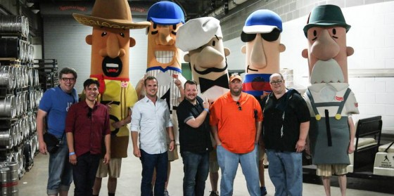 Sausage Party Brewers 560x279