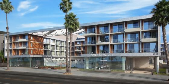 Shore Hotel Exterior 560x280