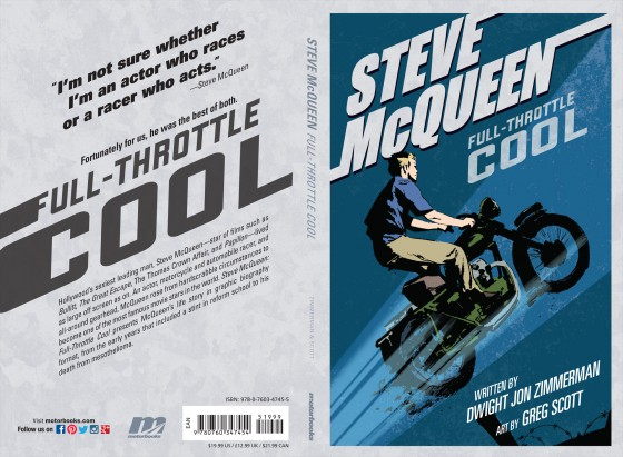 Steve McQeen Full Throttle Cool 560x411