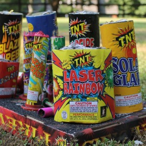 Five Favorite Fireworks of the Fourth