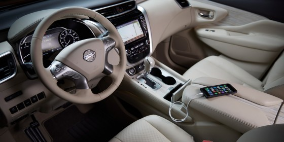 2015 Nissan Murano Interior 1 560x280