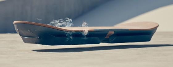 Lexus Hoverboard 560x219