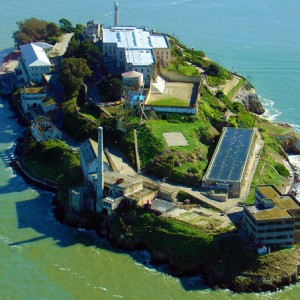 Alcatraz : Growing Up on The Rock