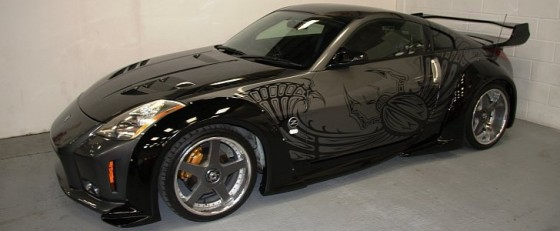 buy the tuned up 2003 nissan 350z takashi s friend drove in tokyo drift photo gallery 98485 7 560x231